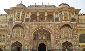 Jaipur - Amber Fort gateway