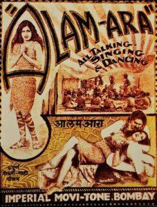 poster du film Alam Ara