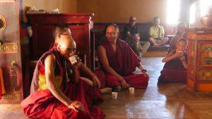 moines au ladak