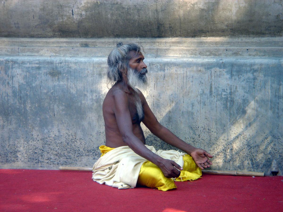 La méditation, le travail sur soi, la détente