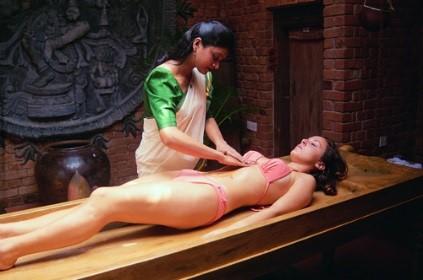 Remise en forme, apprentissage massage, découverte d'un pays et d'une culture
